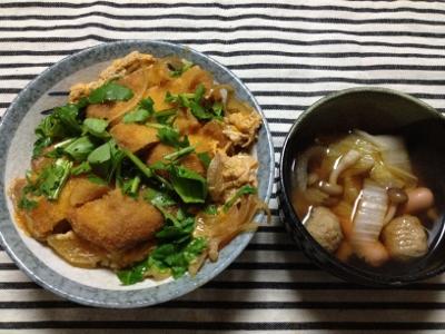 2014.2.18朝飯