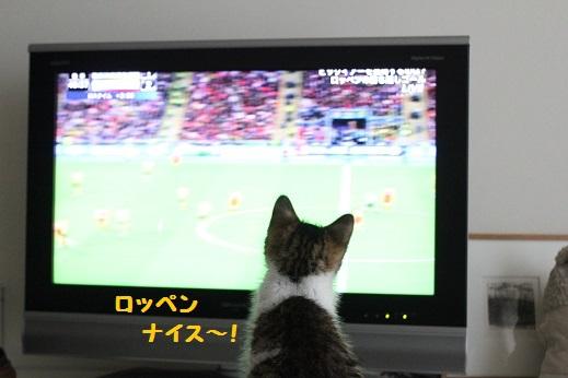 チャンピョンズリーグ観る!