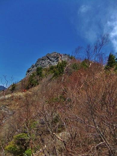 乾徳山22