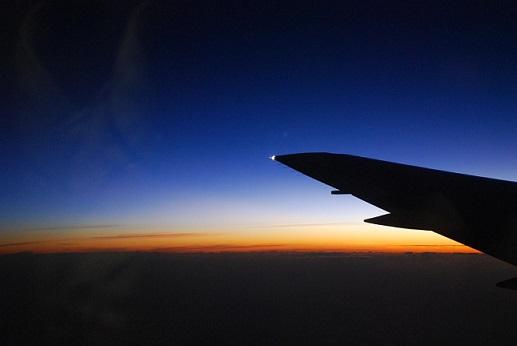 飛行機20