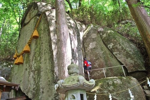 石割山10
