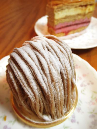 【ケーキ】ドゥーパティスリーカフェ_201311