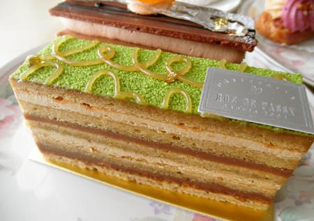 【ケーキ】リュードパッシー「オペラピスターシュ」01