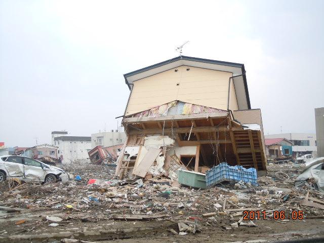 平成23年  6月5日  気仙沼被災地ボランティア 199