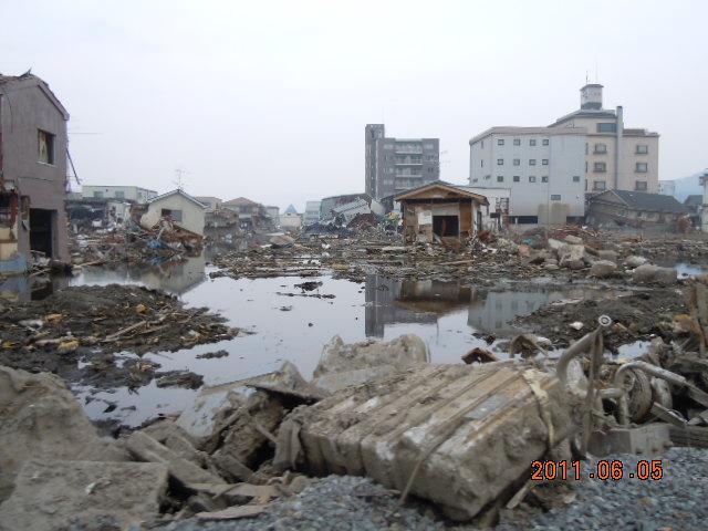 平成23年  6月5日  気仙沼被災地ボランティア 215