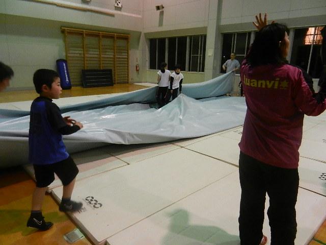 レスリング練習 035