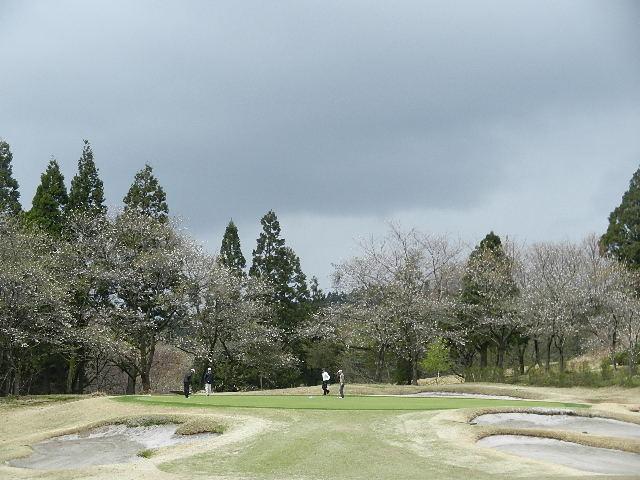 南秋田ゴルフ 004