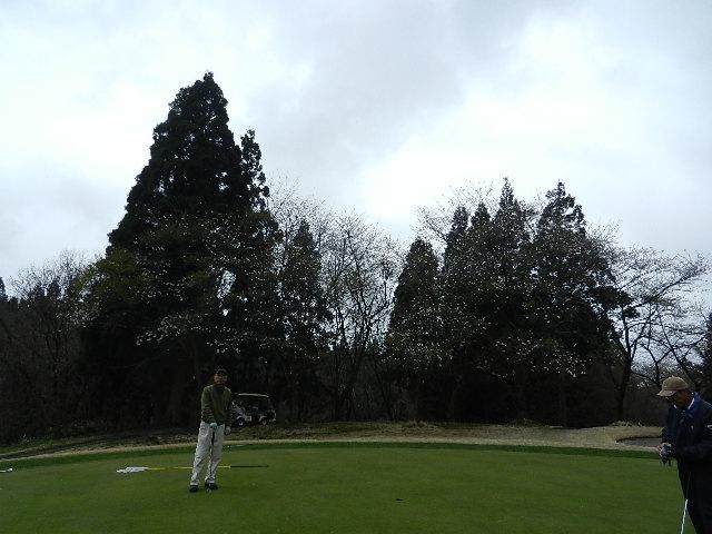 南秋田ゴルフ 005