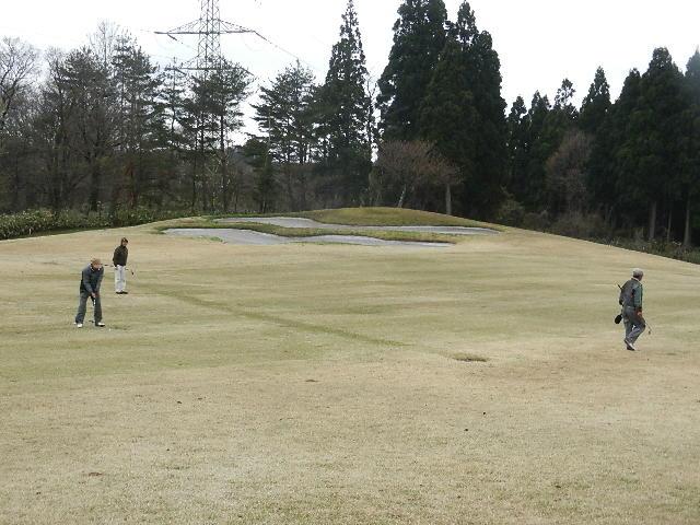 南秋田ゴルフ 017