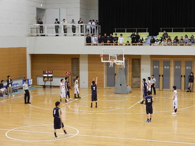 高校バスケ中央地区 036