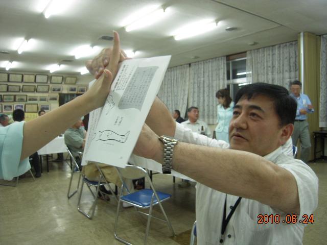 平成22年6月24日  秋信泉貯金会 025