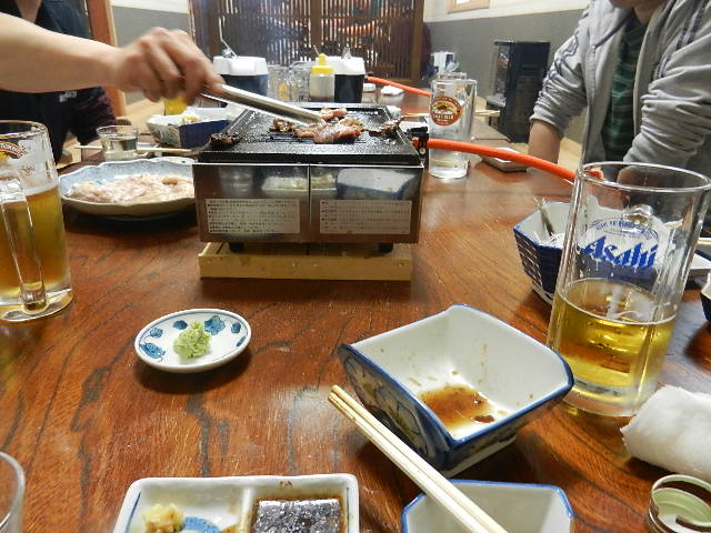 将棋寿司で・・・。 009