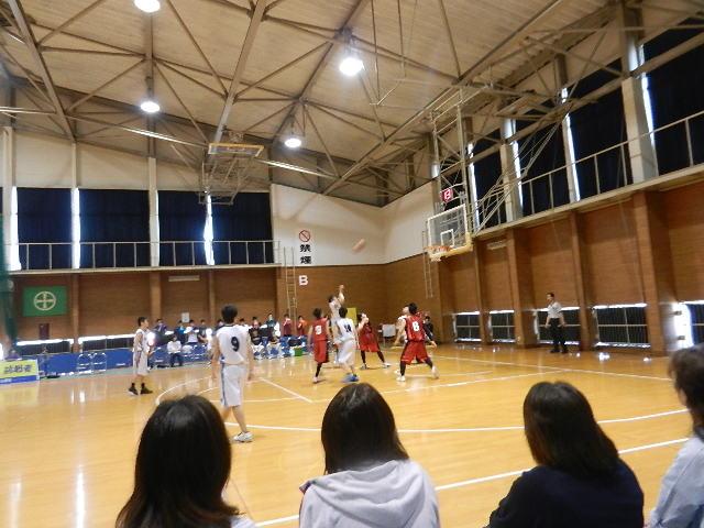 高校バスケ総体初日 010