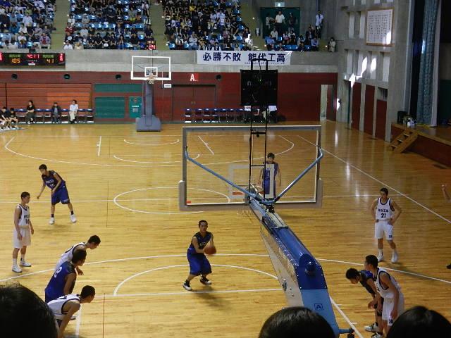 高校総体バスケ 069