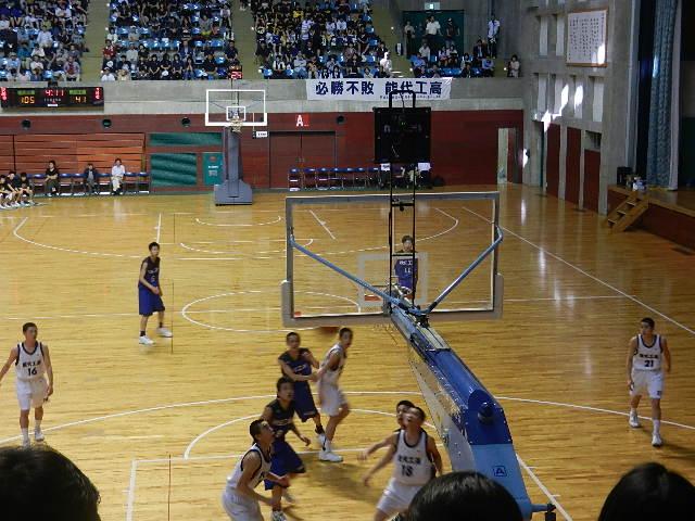 高校総体バスケ 070