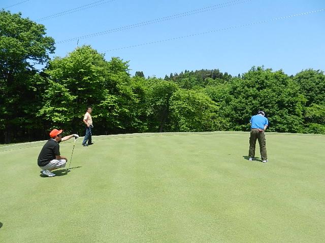 メーカーゴルフ 038