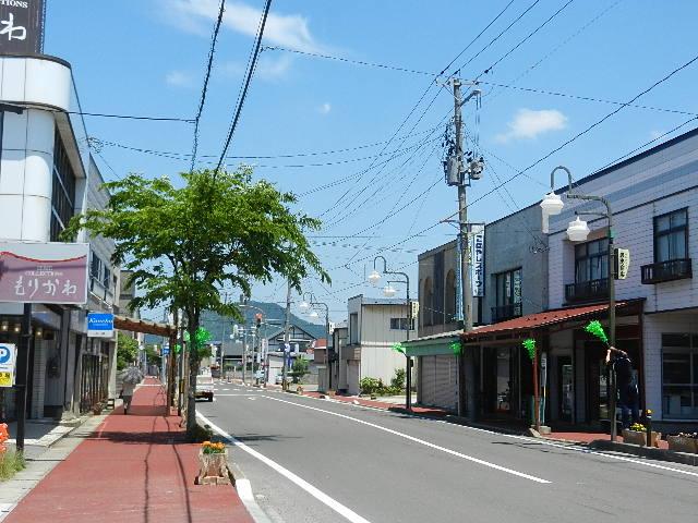 仲町商店街装飾作業 018