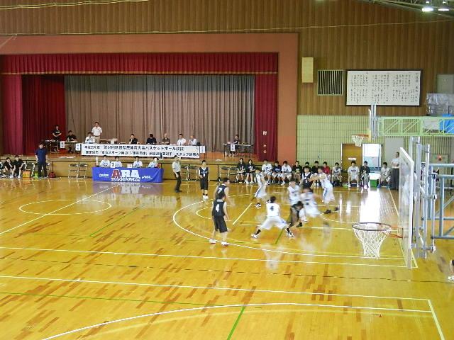 高校バスケ県体 008