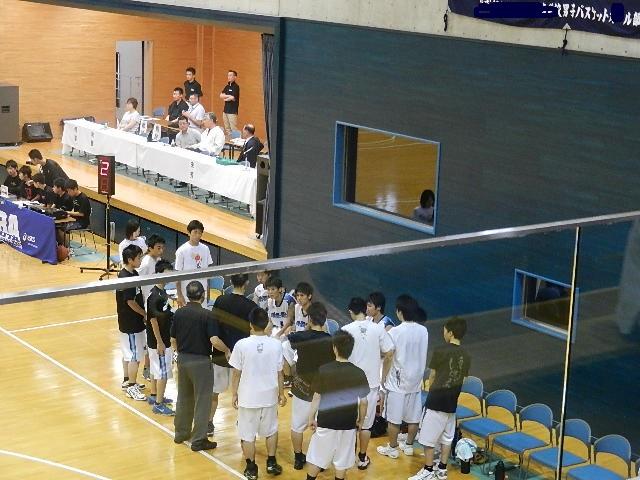 高校バスケ県体 105