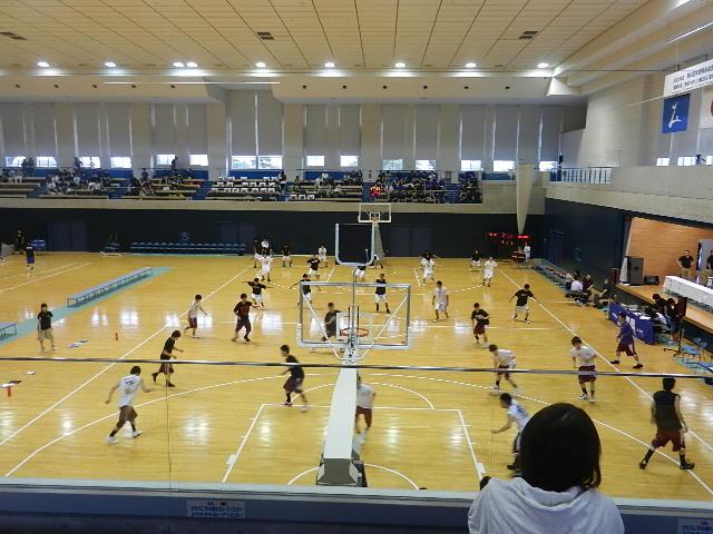 高校バスケ県体 102