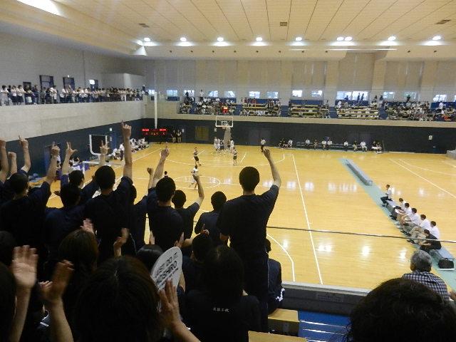 高校バスケ県体 120