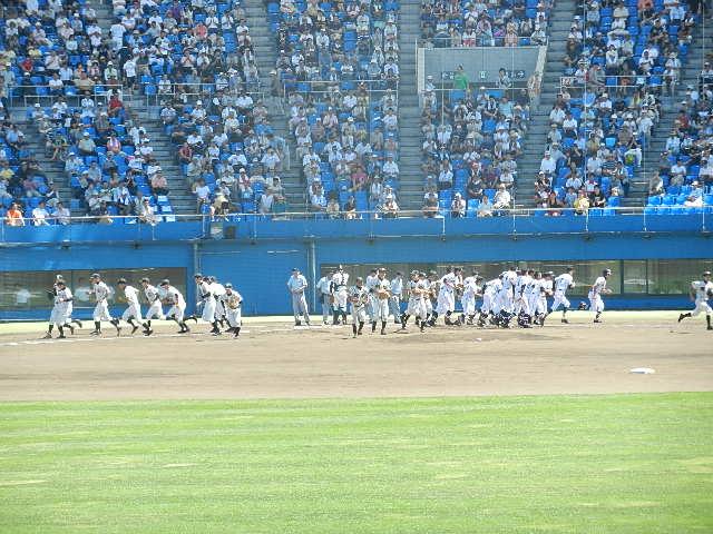 高校野球 012