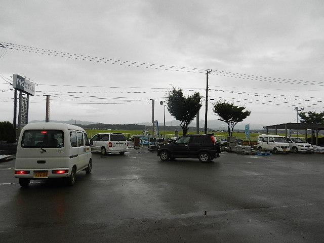 大潟村カーポート 001
