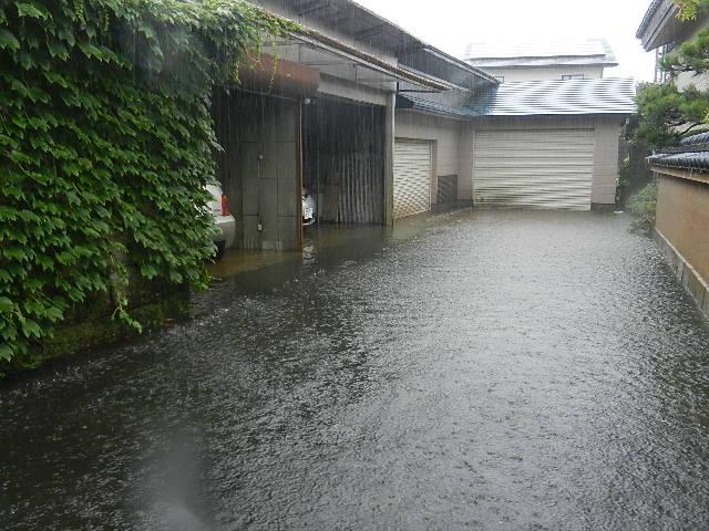 大雨2 006