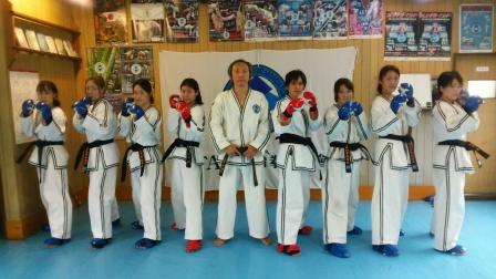 全日本大会関東圏出場選手女子組手