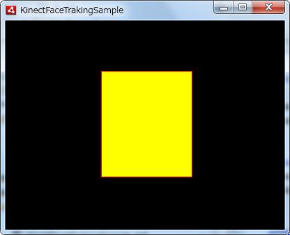 KinectFaceTrakingSampleRect