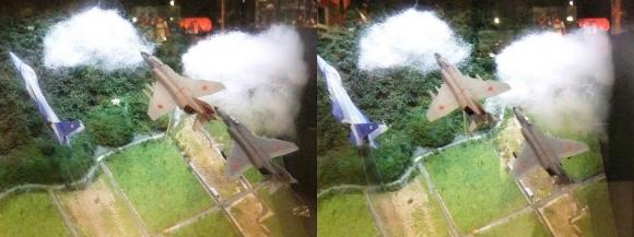 龍遊館 F-4ファントム(平行法)