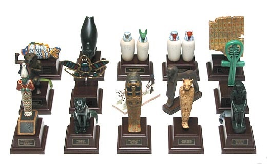 海洋堂 「英博物館 古代エジプトの遺産 」