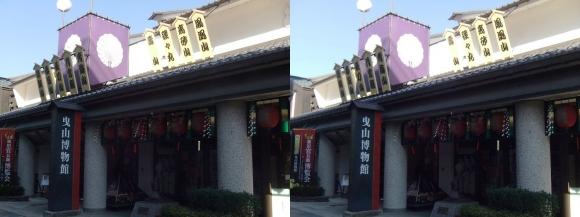 長浜曳山博物館(平行法)