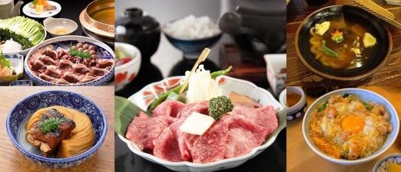 長浜名物料理