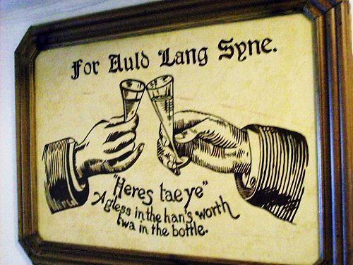 02 Auld Lang Syne 01 Pub Sighn?