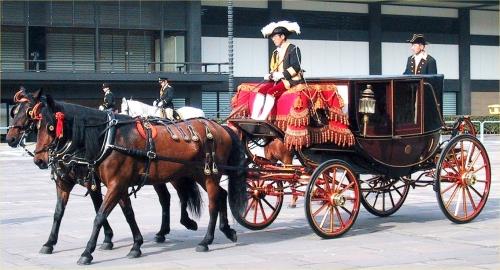 08 500 馬車:儀典用