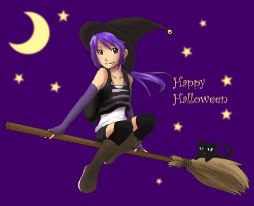 09 Purple Witch