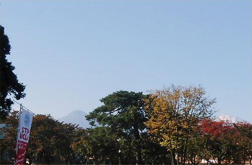01 500 20141029 妙高山+新雪の火打山