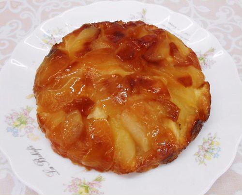 01 500 20141106 タルトタタン cake