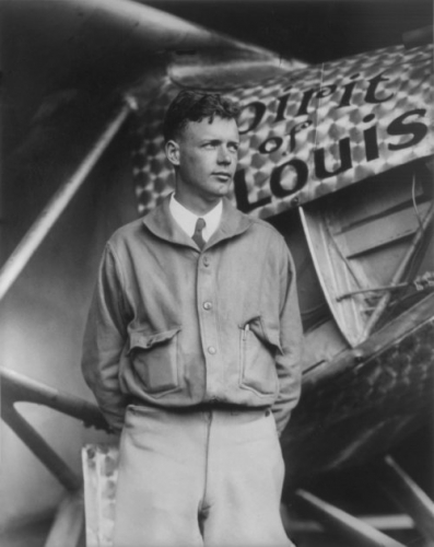 00 Charles Lindbergh