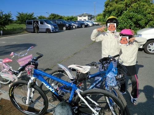 親子でサイクリング日和・7