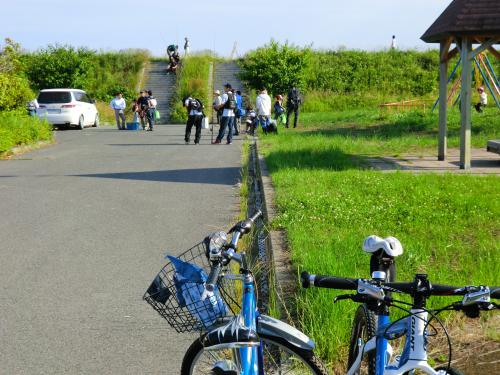 親子でサイクリング日和・8