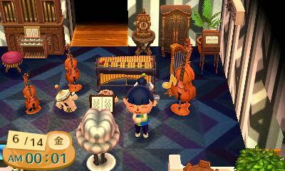 とび森楽器