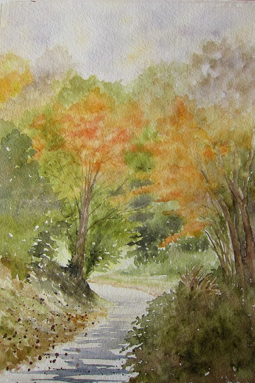 八塔寺の秋