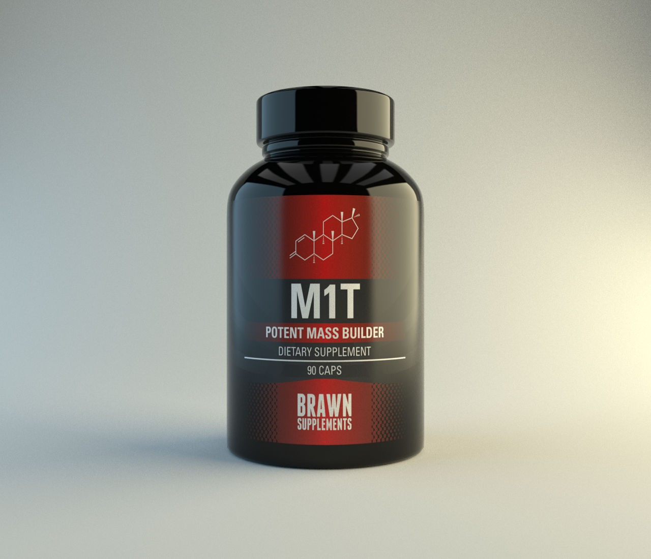 Brown Nutrition M1T
