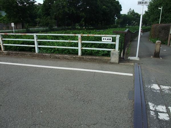 弁天堀橋1298