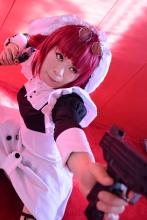 メイリン/メイド服(黒執事)