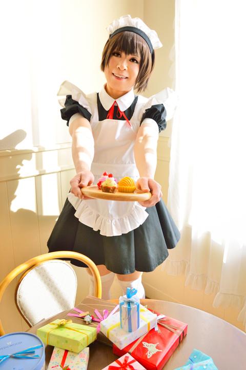 メイド/メイド喫茶風(メイド)