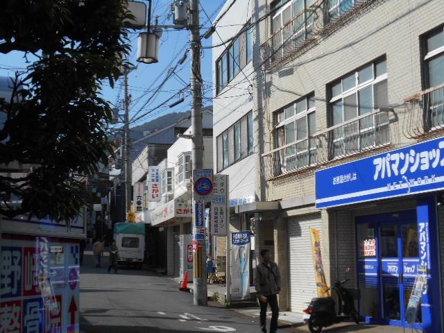 商店街(裏通り①
