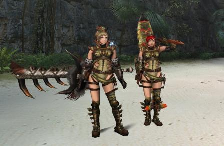 アビオHS剣士4